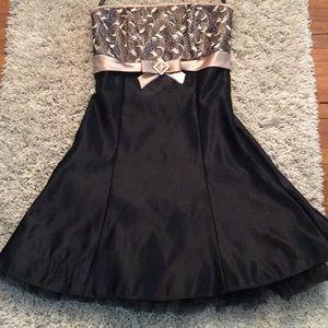 Vintage 1990's Jessica McClintock Dress